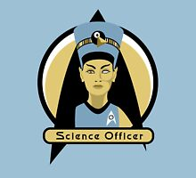 Science Officer Nefertiti Unisex T-Shirt