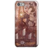 The Clockmaker iPhone Case/Skin