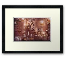 The Clockmaker Framed Print