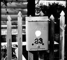 Waiting for the mail by KatrinKirieshka