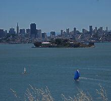 San Fransico skyline by LCleaveland