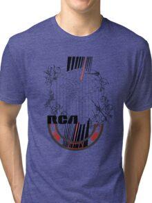 Stroked mashup Tri-blend T-Shirt