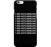 1-800 HOTLINEBLING iPhone Case/Skin