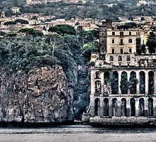 Old Sorrento by Roland Pozo