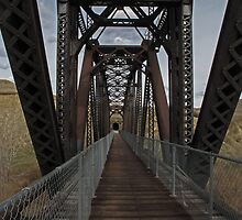 Fairview Bridge - Fairview North Dakota by LCleaveland