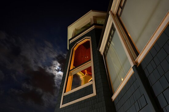 The Chart House Restaurant - Alexandria Virginia by Matsumoto