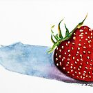 Berry Lonely II by Christiane  Kingsley