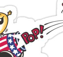 Evel CORNieval Sticker