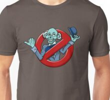I Ain't Afraid Of No Hitchhiking Ghost - Ezra Unisex T-Shirt