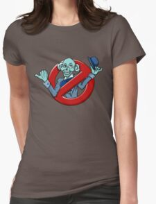 I Ain't Afraid Of No Hitchhiking Ghost - Ezra Womens Fitted T-Shirt