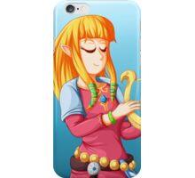 Skyward Sword Zelda iPhone Case/Skin
