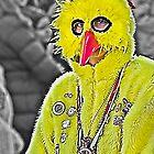 Big Bird by Denise Abé