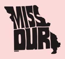 Missouri Kids Tee