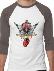 Like a BOSS Men's Baseball ¾ T-Shirt