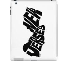 New Jersey iPad Case/Skin