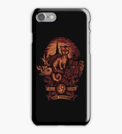 NINETEEN iPhone Case/Skin