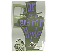 Jekyll and Hyde Poster