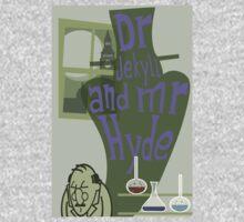 Jekyll and Hyde Baby Tee