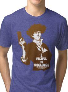 A Fistful of Woolongs Tri-blend T-Shirt