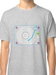 Neon turntable Classic T-Shirt