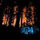 Tent by David Preston