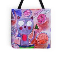 Marvin the Cat  Tote Bag