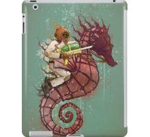 The Water Warrior iPad Case/Skin