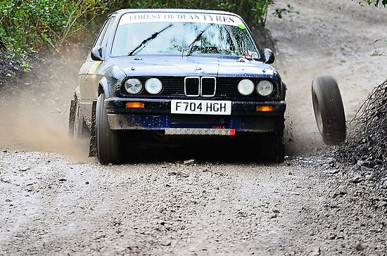 Missing Wheel Overtakes Owner by Willie Jackson