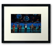 If/Then Musical Framed Print