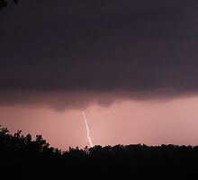 A Double Lightning Strike by barnsis