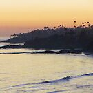 Laguna Beach: Main Beach View North by E.E. Jacks