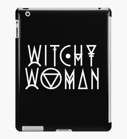 Witchy Woman iPad Case/Skin