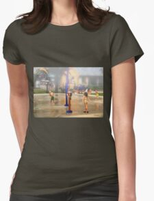 Fun under the Water Fountains T-Shirt