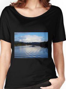 Ripple Affect  Women's Relaxed Fit T-Shirt