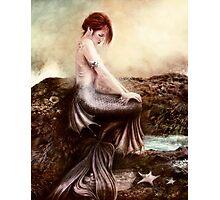 Sea Faerie Photographic Print
