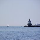 Two Lighthouses are better than One by Sinclere