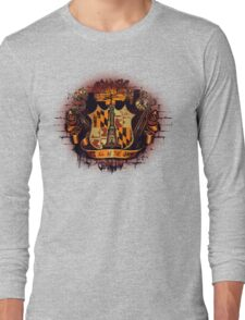 It's All in the Game Long Sleeve T-Shirt