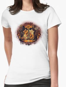 It's All in the Game Womens Fitted T-Shirt