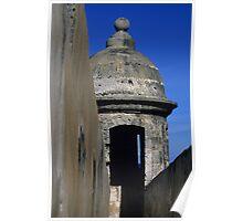 Fort San Cristobal - Puerto Rico Poster