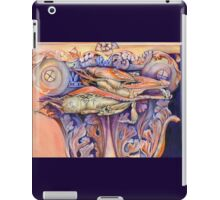 Spike and Curly Playing Tag iPad Case/Skin