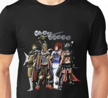 Runescape four characters Unisex T-Shirt