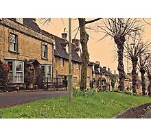 Burford Cotswolds Photographic Print