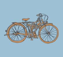Steam Punk Cycling One Piece - Short Sleeve