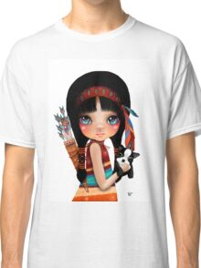 Native Girl Classic T-Shirt