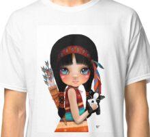 Native Girl Classic T-Shirt