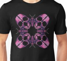 Mothskull Illustrative Unisex T-Shirt