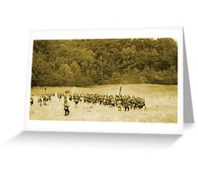 The Front Line Greeting Card