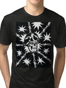 Skulls of War Tri-blend T-Shirt