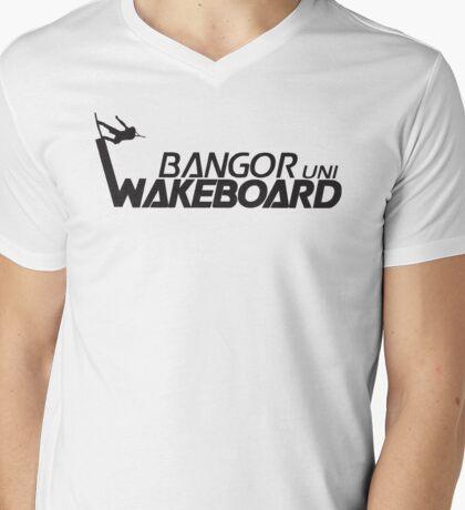 bangor uni wakeboard Mens V-Neck T-Shirt