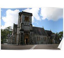 Anglican Church in Bodalla, NSW Poster